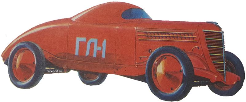 GAZ GL1 1940