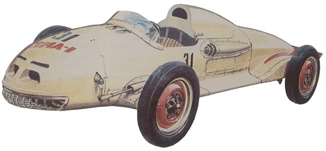 Москвич Г1 405 1955