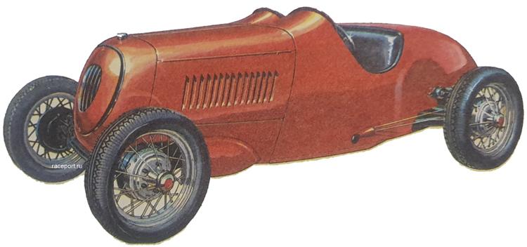 ussr racecar