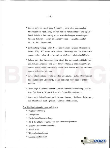 Рейспорт BMW Archiv Expo USSR