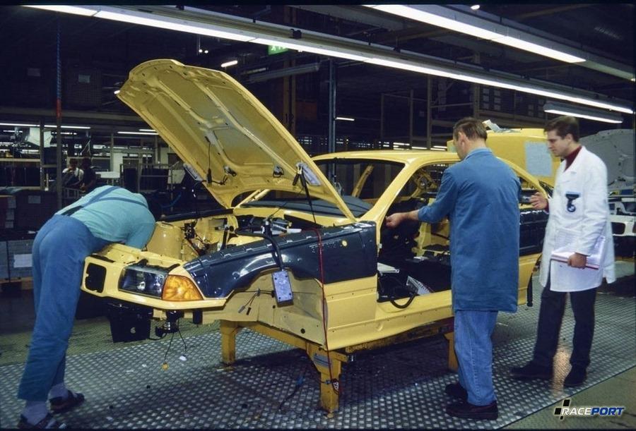 BMW M3 3.0 S50B32 E36 Eurospec