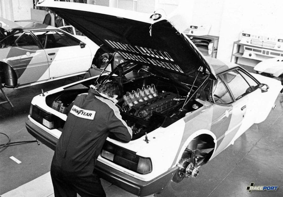 BMW m1 e26 service M88