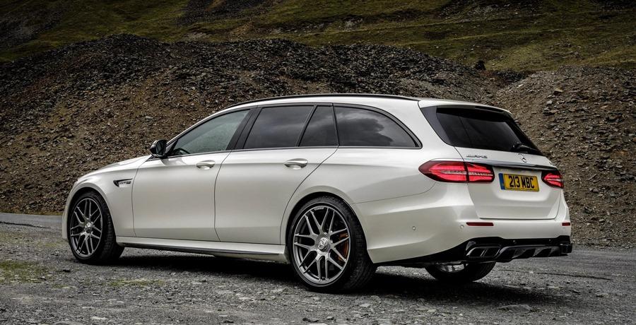 Mercedes Benz S213 E63 AMG wagon