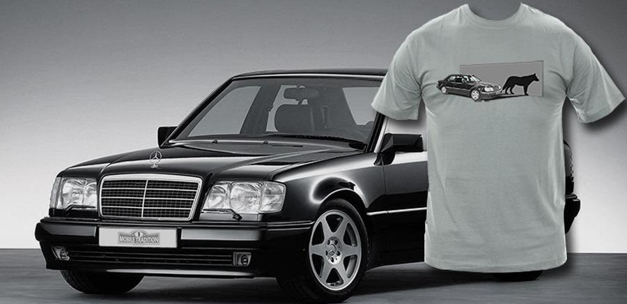 Mercedes Benz E500 T Shirt