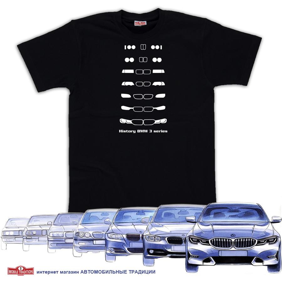 History BMW 3 series