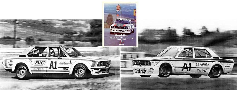 BMW Classic 530MLE Raceport