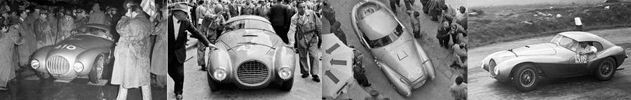 ferrari 166MM 212 Export Uovo 1950
