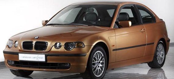 BMW E46 Compact из параллельного будущего