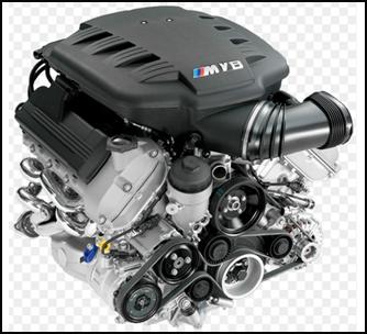 engine bmw s65b40