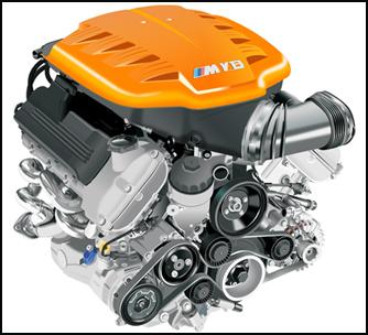 engine bmw s65b44