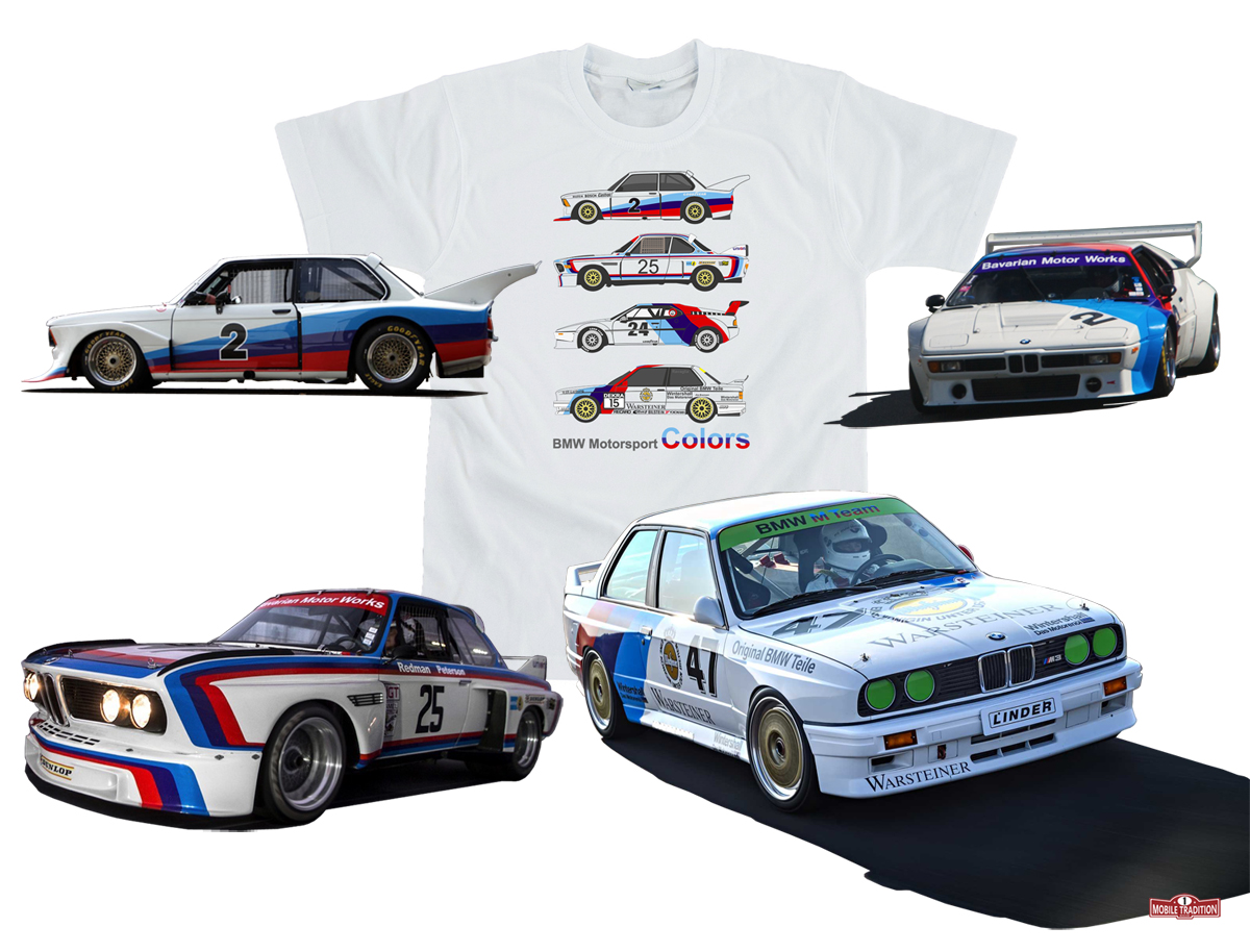 BMW E30 M3 E9 CSL E21 320i  E26 M1