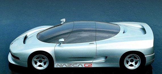 Концепт BMW Nazca М12