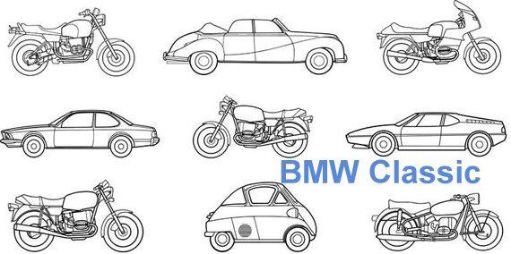 BMW Classic добавили новые позиции в свой каталог